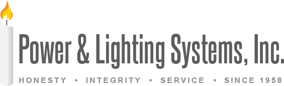Power and lighting systems logo