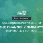 Questinghound press release